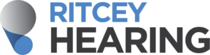 Ritcey Hearing Logo colour