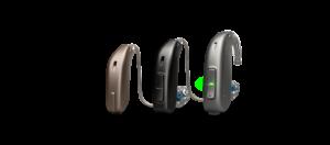 Oticon p127 hearing aids