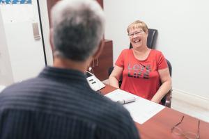 Hearing Test Interview
