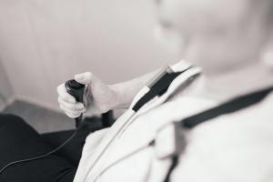 hearing test buzzer